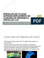 Pantallas de TV OLED vs LCD