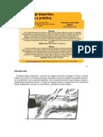 5. El Masaje Deportivo, Teoría y Práctica