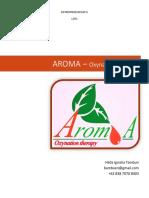 AROMA Business Plan