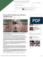 Por Que 2012_ Entenda Como Funciona o Calendário Maia – Superblog