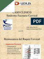 Sindrome Facetario Cervical