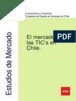 Estudio de Mercado El Mercado de Las TICs en Chile