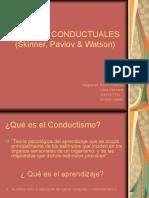 disertacion-psicologia-Teorias-conductistas.ppt
