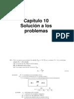 Solución Cap 10 Tomasi