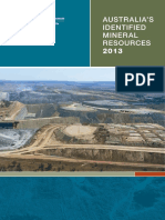Australian Mienral Resources_2013_Geoscience Australia
