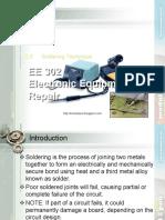 E.repair Chapter 2 Soldering Technique
