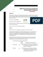 Balridge Assesment Excel