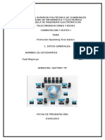 Informe STP