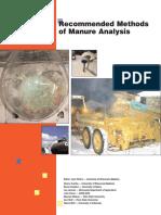 Manure Analysis