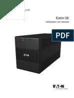User Manual 5E EMEA.889