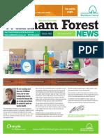 LBWF Newsletter 20th June 2016
