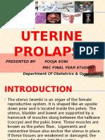 uterine prolapse.pptx