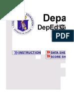 Grade 11 and 12 E-class Record