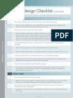 DZ ChecklistTemplate Classdesign