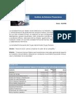 Caso Resuelto Vertical y Horizontal - ALICORP S.a.A