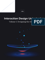 Uxpin Interaction Design Unlocked Volume I - Designing the Details