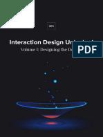 Uxpin Interaction Design Unlocked Volume I - Designing the Details