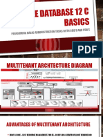 12c Multitenant Architecture Concepts