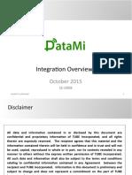 DataMi Deployment Integration