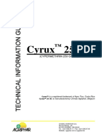 Demantine Cyrux 25 EC