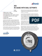 Altronic Digital Pressure Gauge