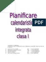1 PPlanificarea Mea Calendaristiclanificarea Mea Calendaristica