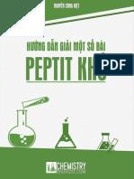 Tài liệu hay - Giải peptit 2016 - Nguyễn Công Kiệt - Bookgol.com.pdf