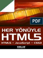 Her Yönüyle HTML5