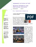 Boletim-Informativo-Bibliotecas Agrupamento Trofa 3º Período 2015-16