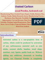 Activated Carbon, Activated Charcoal Powder, Activated Coal, Manufacturing Plant, Detailed Project Report, Profile, Business Plan, Industry Trends, Market Research, Survey, Manufacturing Process, Machinery, Raw Materials, Feasibility Study, Investment Opportunities, Cost and Revenue, Plant Economics, Production Schedule, Working Capital Requirement, Plant Layout, Process Flow Sheet, Cost of Project, Projected Balance Sheets, Profitability Ratios, Break Even Analysis