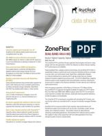 Zoneflex R710 Datasheet