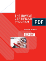 Sample Expert Student Manual-Expert