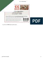 Chili's - Flatbread Giveaway