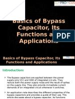 Basics of Bypass Capacitor, Its Functions and Applications