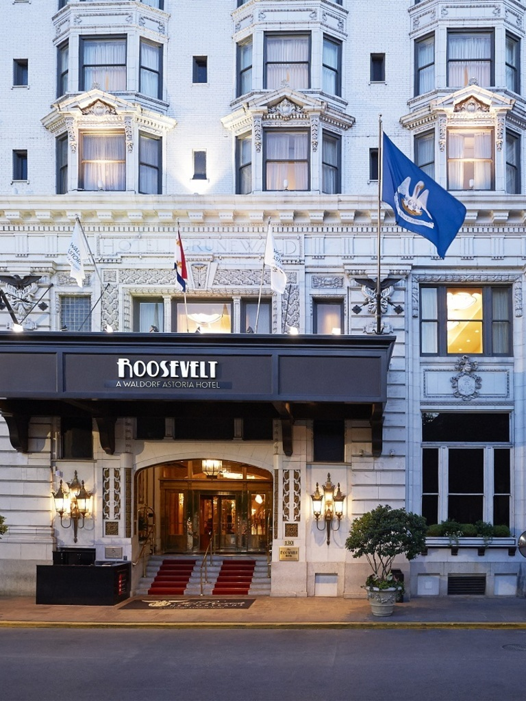 Roosevelt Hotel Owned By PIA