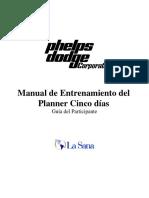 Manual Ellipse