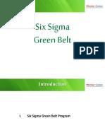 [Learn Six Sigma Green Belt for Beginners in a Nutshell
