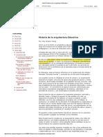 Arkhé_ Historia de La Arquitectura Educativa