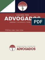 Apostila Coaching Para Advogados