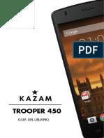 Trooper 450 Manual Usuario