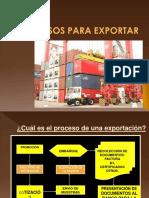 Pasos Export 15
