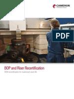 Bop Riser Recertification Br