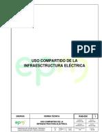 Ra8-050 Uso Compartido de La Infraestructura Eléctrica v2 10-22-2015