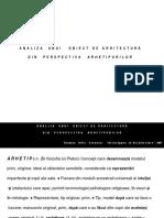 Analiza Unui Obiect de Arhitectura Din Perspectiva Arhetipurilor_LA_INT_2013-2014