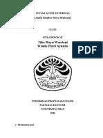 audit sumber daya manusia.doc