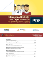 eBook Internacao Gratuita Para Dependente Quimico 2015