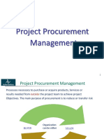 Procurements