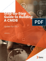 Step by step building CMDB