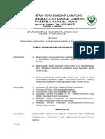 SK Pembakuan Singkatan Yang Digunakan RBI (1)