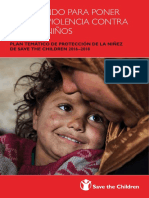 SAVE Working to End Violence Against Children Spanish